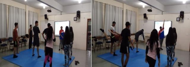 Educação Física Bacharel e Licenciatura na Unicesumar de Goioerê