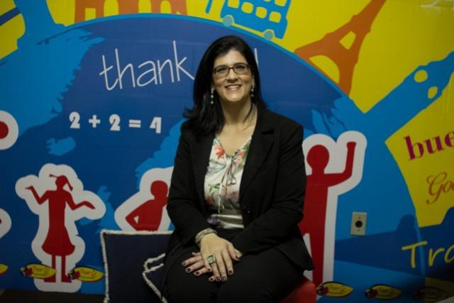 Professora do NRE Goioerê é selecionada como coautora para material didático de Inglês