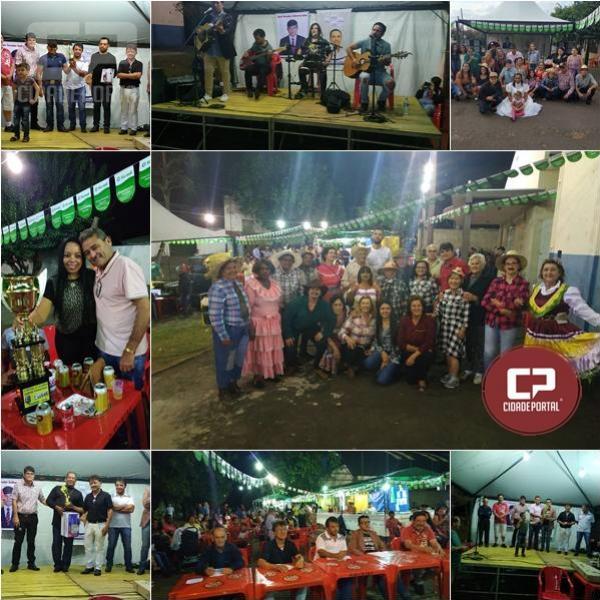 Foi sucesso festa Julina do Jardim Primavera realizada no último final de semana