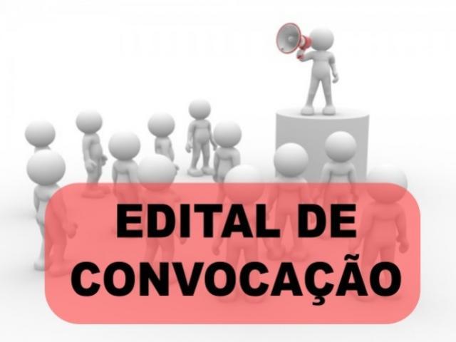 Edital de Convocação de Assembléia Geral Extraordinária da Associação GoioerensedosPioneiros
