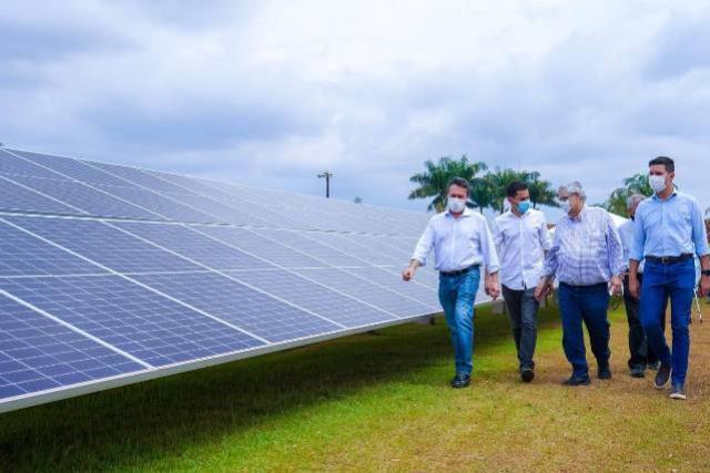 Secretários destacam sustentabilidade e economia promovidas pela energia solar