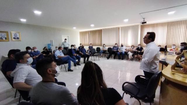 Prefeituras da Microrregião ampliam repassa para a Santa Casa de Goioerê
