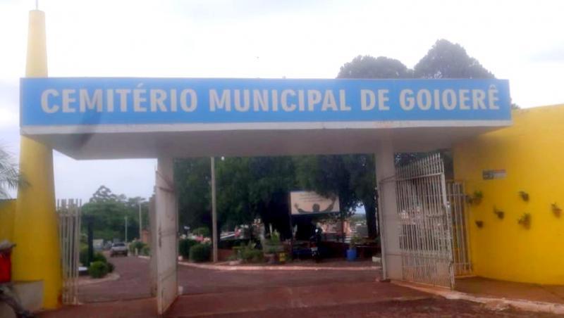 Cemitério Municipal de Goioerê divulga prazo para reformas e cadastramento de ambulantes