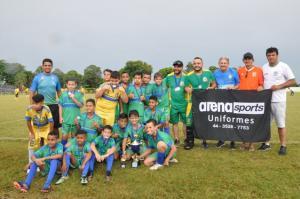 Cascavel, Toledo e Perobal faturam títulos da Copa Kalango/Arena Sports