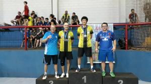 Tênis de mesa Águas Claras projeto TTPONG conquista medalhas na 1ª etapa estadual em Maringá