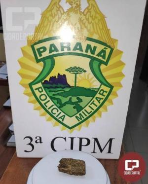 Policiais Militares da 3ª CIPM cumprem mandado de prisão em Querência do Norte