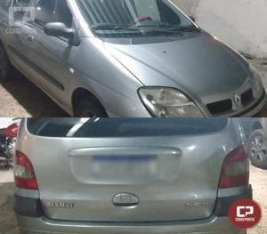 Após atender acidente, PRE de Goioerê recupera veículo com alerta de furto e prende condutor na PR-180