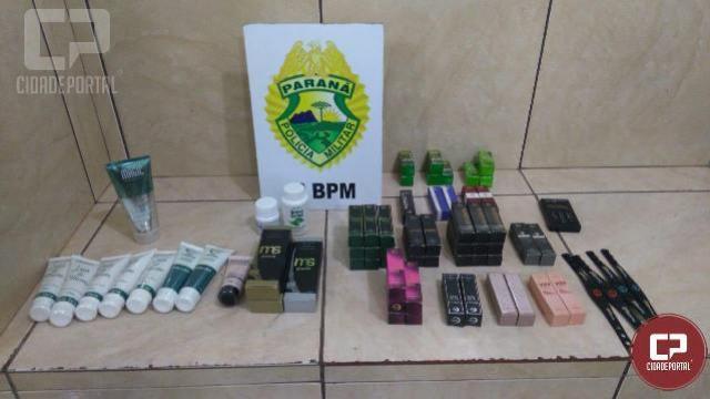 Polícia Militar prende autor de furto qualificado nesta sexta-feira em Maringá