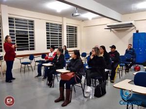 EAD - Unicesumar de Goioerê realizou aula inaugural com novos alunos