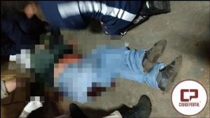 Idoso de 74 anos sofre tentativa de homicídio em Goioerê na noite de sexta-feria, 18