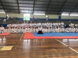 Karatecas Goioerenses são destaques na XIV Copa Noroeste na Cidade de Cruzeiro do Oeste
