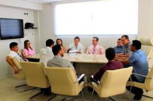 Orçamento Impositivo foi discutido em  reunião na Prefeitura Municipal de Goioerê