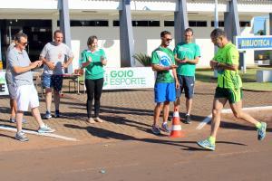 1ª Corrida Rústica e Caminhada atraiu praticantes de Goioerê e região na manhã deste domingo
