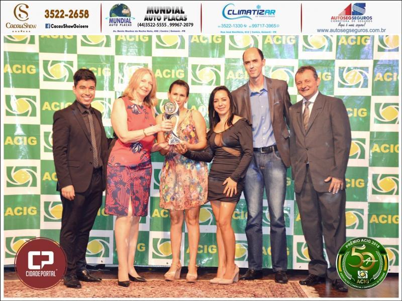 Laboratório Bioclínico recebe dois prêmios Acig Melhores do Ano 2018