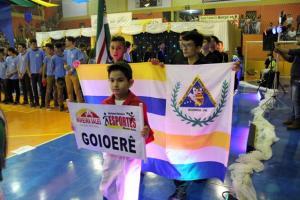Prefeito Pedro Coelho prestigia abertura da fase regional dos Jogos Escolares em Moreira Sales