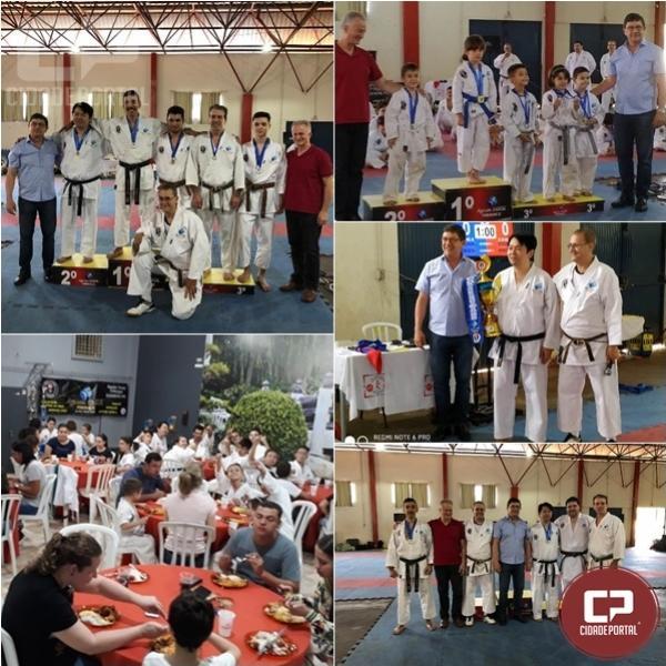 Entrega do Troféu Transitório sensei Álvaro Martins é realizada em Goioerê