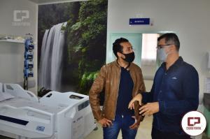 Goioerense assume a representação regional dos Deputados Sd. Adriano José e Sgt. Fahur