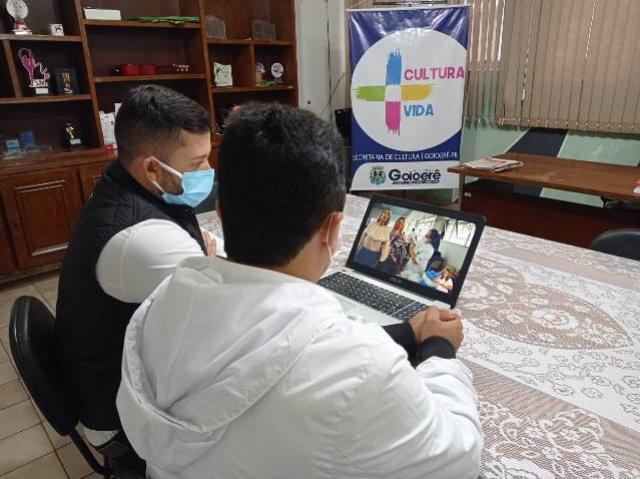 Secretaria de Cultura de Goioerê lança emocionante vídeo de conscientização do covid-19