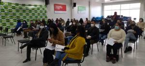 Profissionais da rede municipal de educação de Goioerê participam de capacitação