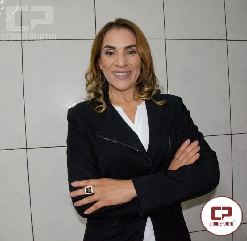 Luci Alvino assume cadeira na Câmara Municipal de Goioerê nesta segunda-feira, 19