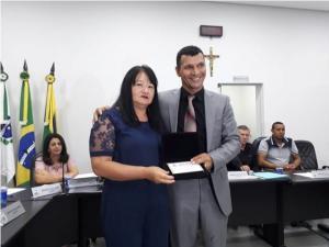 Câmara Municipal De Rancho Alegre Do Oeste Inicia o Trabalho Legislativo Em 2019