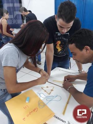 Semana de Integração da UEM-Goioerê contou com diversas atividades para os calouros, confira!