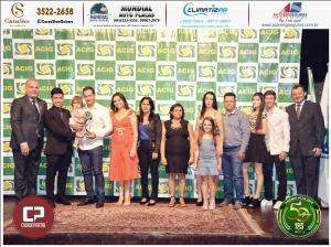 Goio Mármore foi indicada ao Prêmio Acig Melhores do Ano 2018