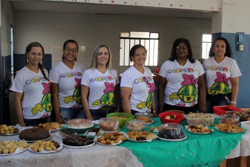 Escola do Jardim Primavera realizou encerramento do programa Cooperjovem