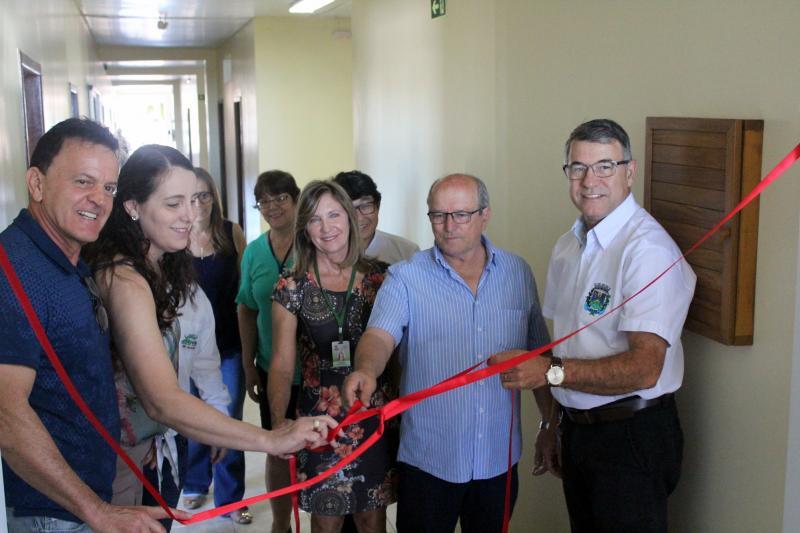 Apae de Goioerê entrega novos banheiros para os alunos