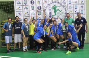 Santo Antônio do Sudoeste comemora pentacampeonato estadual