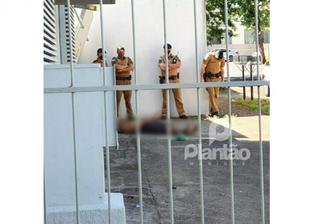 Homem é brutalmente assassinado com pancadas na cabeça em Maringá