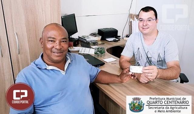Quarto Centenário disponibiliza Licença de Pesca Amadora, venha garantir a sua!