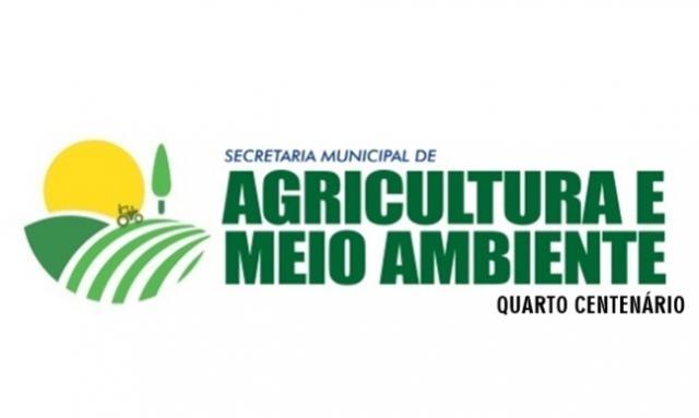 Secretaria da Agricultura e Meio Ambiente de Quarto Centenário suspenderá atendimento ao público