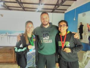 Tênis de mesa Águas Claras TTPONG conquista 05 ouros nos Jogos Escolares Fase Regional