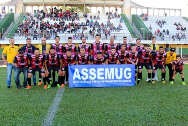 Grêmio Goioerê mantém liderança do Grupo após empate com em 03 a 03