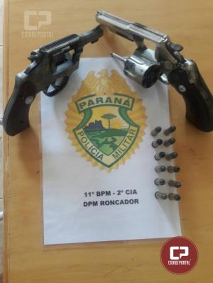 Policiais Militares prendem suspeitos que iriam cometer roubo e após confronto um veio a óbito em Roncador