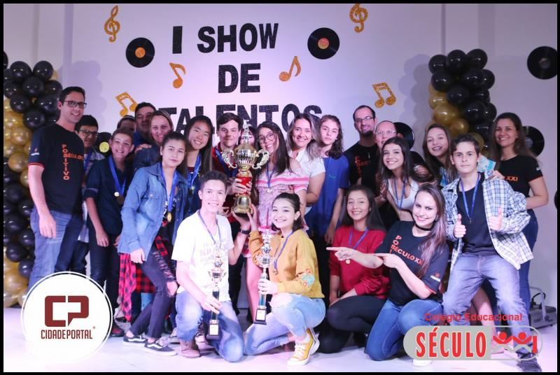 Show de Talentos do Colégio Século XXI foi sucesso!!!! - veja a galeria das fotos