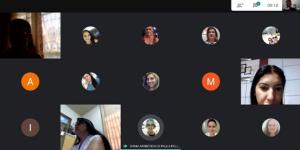 NRE de Goioerê promove encontro virtual com os professores de matemática