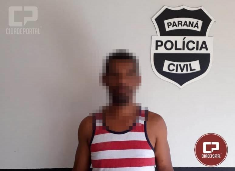 Filho agride Mãe de 68 anos de Idade com taco de sinuca e acaba preso pela Polícia Militar