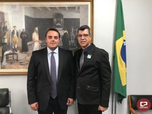 Goioerenses buscam melhorias para a comunidade durante viagem para Brasília