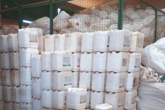 Capacitação orienta sobre manuseio de embalagens de agrotóxicos