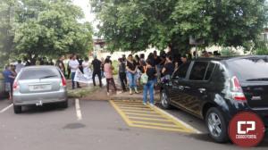 Servidores continuam o movimento reivindicando a revogação da alteração na lei 041/2018