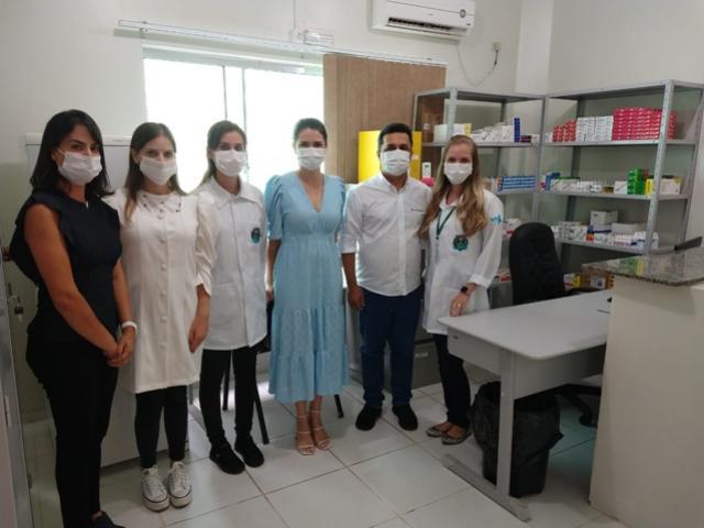Farmácia Básica da UBS da Vila Guaíra foi reinaugurada