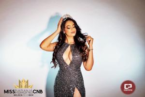 Goioerense vai representar a cidade no concurso estadual - Miss Paraná CNB 2020