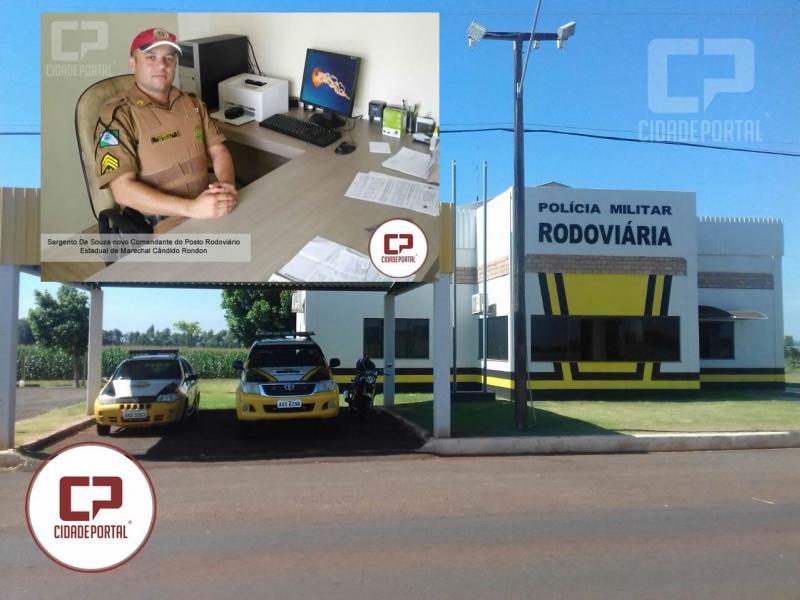 Rotam da 3ªCia e o Posto Policial Rodoviário de Marechal Cândido Rondon tem novos Comandantes