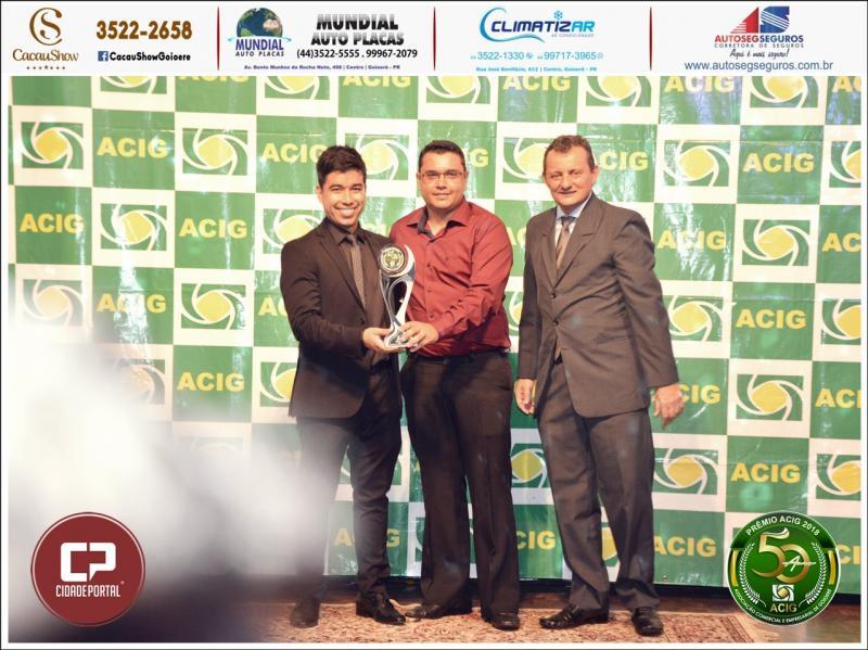 Gráfica União recebe Prêmio Acig Melhores do Ano 2018