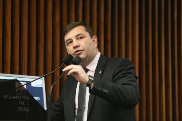 Delegado Fernando Martins anuncia entrega de novas viaturas para o Noroeste