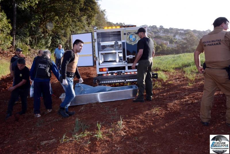 Após assaltar residência dupla é morta em confronto com a policia em Mamborê