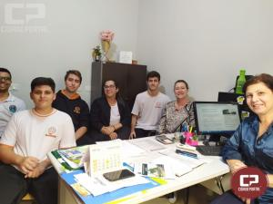 Alunos do Colégio Novo Mundo desenvolvem o Projeto Juntos Fazemos um Novo Mundo