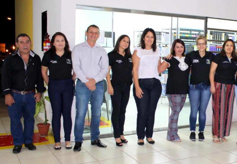 Prefeito Pedro Coelho anuncia que o Polo UAB receberá dois novos cursos de graduação da Unioeste